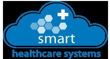 Smart Healthcare Systems & MED e-care Logo